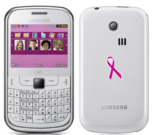 Chat 335 Pink Ribbon Edition