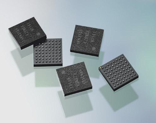 Samsung Secu-NFC Chip SENHRN1