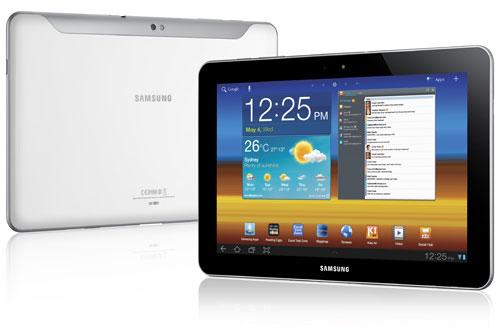 Samsung Galaxy Tab 10.1 in Australia
