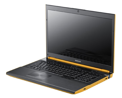 Samsung Series 7 Gaming notebook