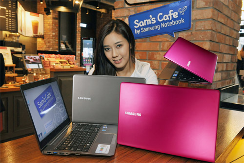 Series 5 Ultrabook Pink