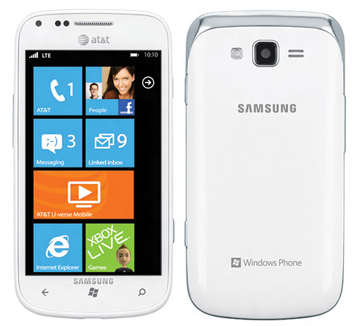 Samsung Focus 2 for AT&T