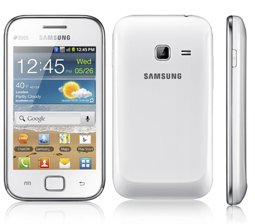 Galaxy Ace DUOS (GSM)