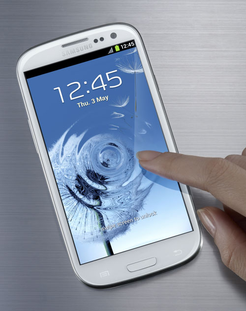 galaxy s iii Samsung: Apple lawsuit didn't influence Galaxy S III design