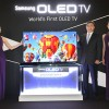 Samsung reveals 55-inch OLED TV Production Model in South Korea