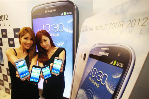 Galaxy S III in South Korea