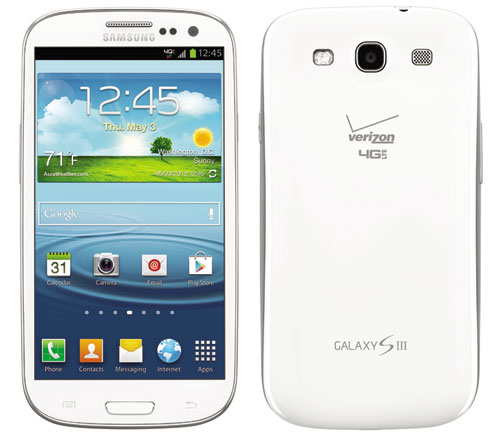 Galaxy S III for Verizon