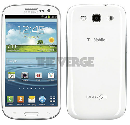 Galaxy S III for T-Mobile USA