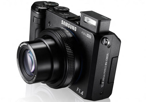 ex2f Samsung reveals EX2F Wi Fi equipped digital camera