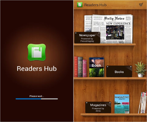 Samsung releases Readers Hub 2.0 sans Kobo service