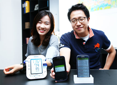 Samsung S Health for Galaxy S III