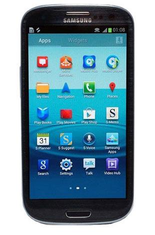 Galaxy S III Black