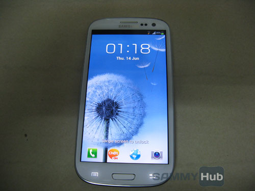 s3 sammy Galaxy S III LTE coming to Germany in October