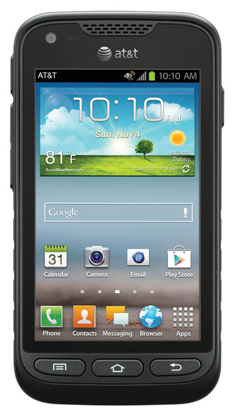 Samsung Galaxy Rugby Pro for AT&T