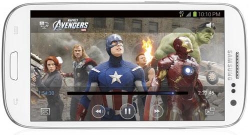 Galaxy S III Avengers