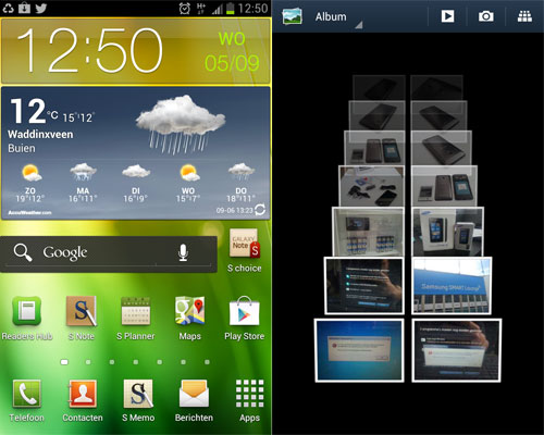 Galaxy Note Firmware
