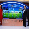Samsung Unveils 75-inch ES9000 LED Smart TV In India