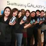 Samsung sells 100 million Galaxy S devices