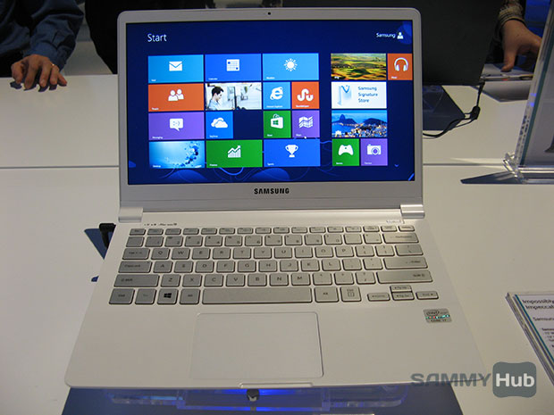Samsung New Series 9