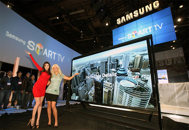 samsung quad-core LED tv