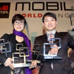 Samsung wins five awards at MWC 2013