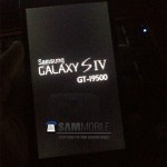 Galaxy S IV reportedly pictured, won't feature Exynos CPU and AMOLED Display