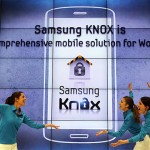 Samsung KNOX enhances security on BYOD Android devices