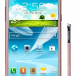 Galaxy Note II Martian Pink