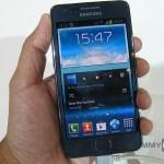 Galaxy S II Plus Hands-on