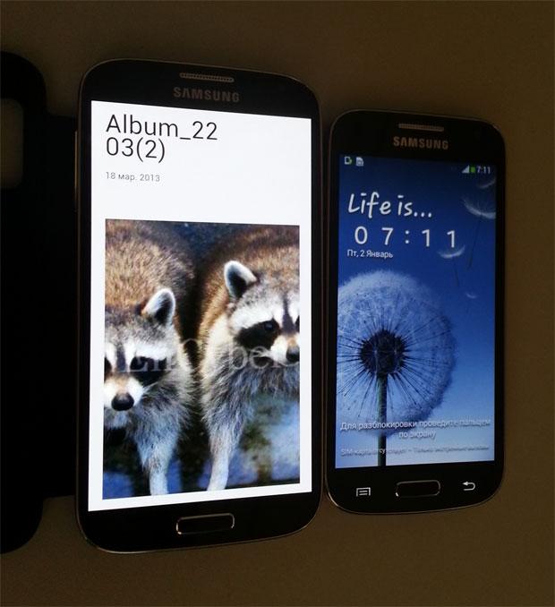 Galaxy S4 mini (GT-I9190)