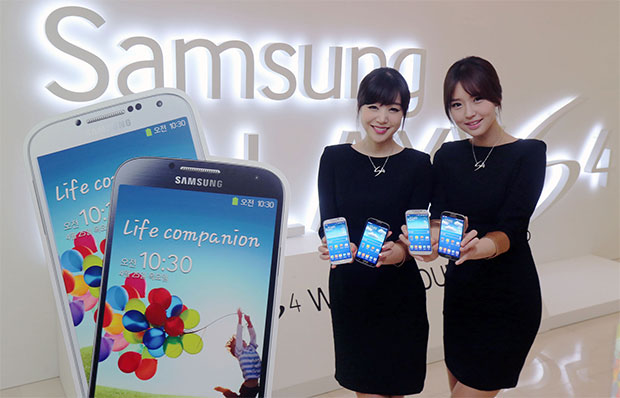 Galaxy S4 Korea