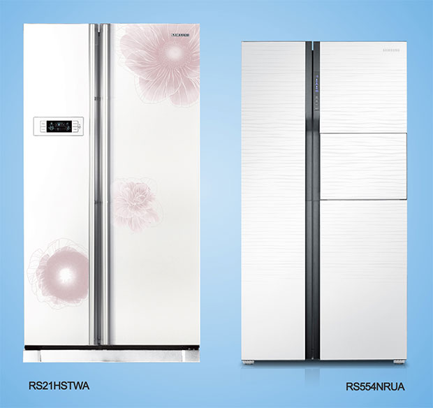 Samsung Launches Premium Side By Side Refrigerators In
