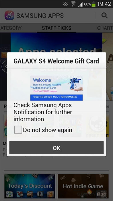 Galaxy s4 apps store  Samsung Galaxy S4 User Guide  2019-07-27