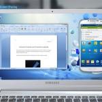 Samsung SideSync Hands-on