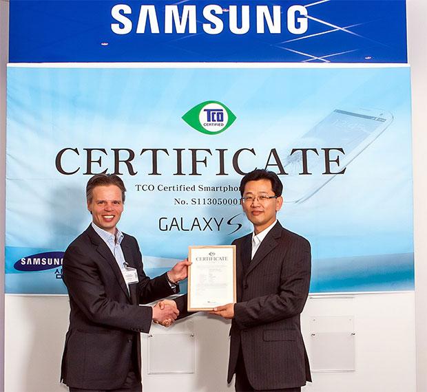 Galaxy S4 TCO