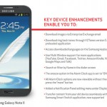 AT&T Galaxy Note, Verizon Galaxy Note II gets Android Jelly Bean update