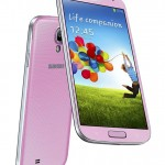 Phones 4u brings Pink Galaxy S4 to UK