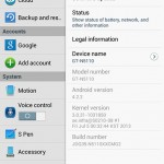 Android 4.2.2 for Galaxy Note 8.0 3G starts rolling out