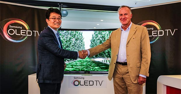 OLED TV in Europe