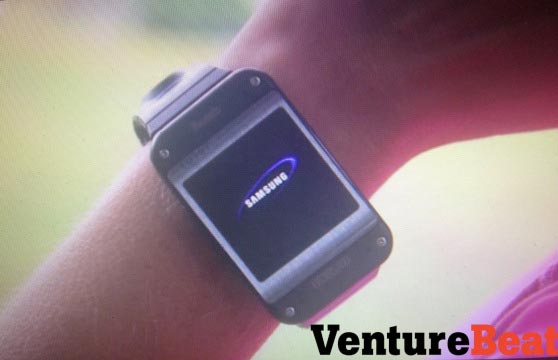 Galaxy Gear Leak