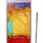 Blush Pink Galaxy Note 3 set to release in Germany in December