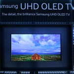 Samsung shows off UHD OLED TV at IFA 2013