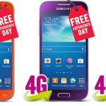 Galaxy S4 mini available in Purple, Pink and Orange in UK