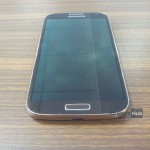 Gold Brown Galaxy S4