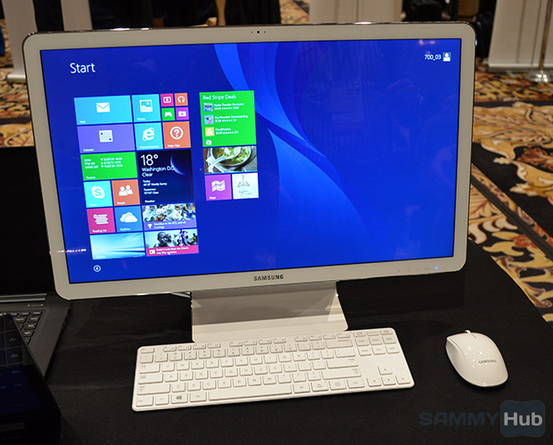 Samsung Ativ One7 2014 Edition Hands On Sammy Hub