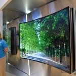 Video: Samsung Bendable TV
