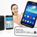 Samsung announces Galaxy Core Advance in South Korea