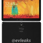 Samsung Galaxy Note 10.1 Edition pictured for Verizon
