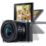 Samsung announces NX3000 camera with retro design