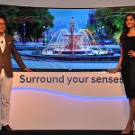 Samsung launches Curved, UHD TVs in India